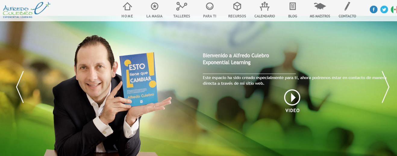 Portal de Alfredo Culebro